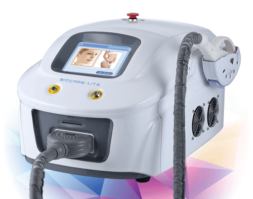 Biocare-lite IPL SHR beauty & aesthetic technology